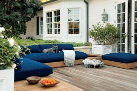 Outdoor Sofa Sets by Teak Outdoor Sectional Sofa By James Malibu Outdoor