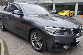 2 series bmw coupe 2017 bmw 2 series 220d coupe m sport auto coupe diesel rwd