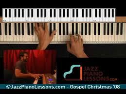 learn jazz u0026 gospel christmas piano songs youtube