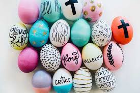 easter eggs decoration easter egg decorating ideas photo pic image on easter egg
