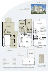 floor plans for large homes arverne by the sea uli case studies