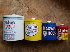antique kitchen canisters collectible kitchen canisters ebay