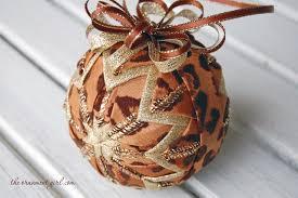 zebra ornament pattern the ornament