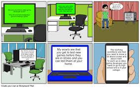 video game developer storyboard by jonathantamayo