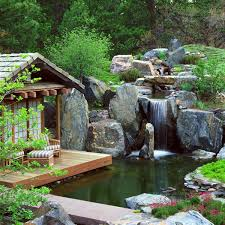 Ideas For Your Backyard 55 Visually Striking Pond Design Ideas For Your Backyard