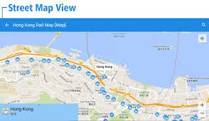 Hong Kong Flag Map Hong Kong Rail Map Mtr Tram Android Apps On Google Play