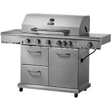 backyard grill 4 burner stainless steel lp gas grill walmart com
