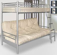 metal high sleeper with futon roselawnlutheran