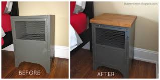 Metal Locker Nightstand Perfect Locker Nightstand 85 For Interior Decor Home With Locker