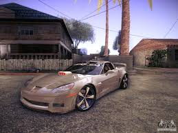 corvette c6 tuning chevrolet corvette c6 z06 tuning for gta san andreas