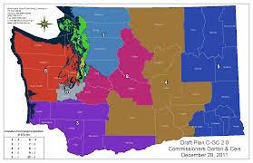 Maps Washington State by Washington State Congressional District Map Washington Dc Map