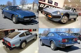 nissan datsun 1978 hooniverse weekend edition u2013 a 1978 datsun 280 z vs a 1979 datsun