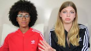 Interacial Lesbians - interracial stereotypes lesbian couple youtube