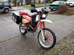 yamaha xt350 tt350 where should it go adventure rider