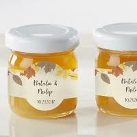 honey jar favors wedding honey jam maple syrup favors wedding favors unlimited