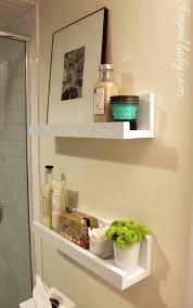 diy bathroom shelving ideas boosting your bathroom storage capacity with diy shelving ideas