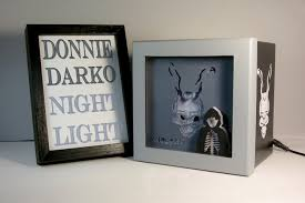unique home decor gifts donnie darko shadow box night light unique special gift
