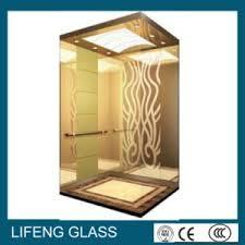 Decorative Glass Wall Panels China Bronze Gold Decorative Wall Panels Reflective Coated Glass