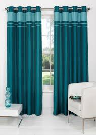 charlotte faux silk fully lined eyelet curtains matalan living