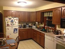 Outdated Kitchen Cabinets Is Extending Existing Kitchen Cabinets To Ceiling Height Possible