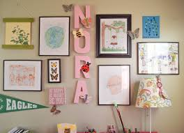 How To Design A Gallery Wall by How To Personalize A Gallery Wall For A Kid U0027s Space U2022 Our House