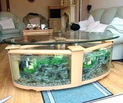 fish tank coffee table diy coffee table aquarium coffee table aquarium coffee table aquarium