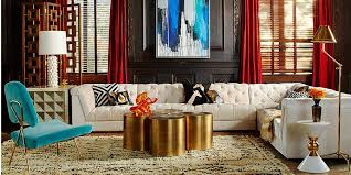 Living Rooms Without Coffee Tables Gold Coffee Tables That Add Sparkle To Your Home