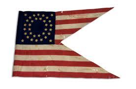 Civil War Battle Flag Civil War Guidons Kansapedia Kansas Historical Society