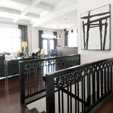 Banister Rails Metal 20 Best Upstairs Hall Images On Pinterest Stairs Architecture