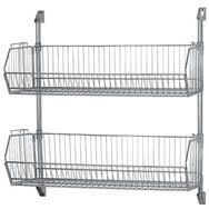 Wall Mount Wire Shelving by Stainless Steel Wire Shelving Super Erecta Wire Shelving