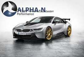 bmw i8 performance alpha n performance modifies a bmw i8 inside evs