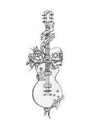 best 25 guitar tattoo ideas on pinterest acoustic guitar tattoo