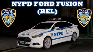 nypd ford fusion nypd ford fusion rel gtaiv