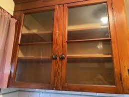 vintage glass front kitchen cabinets vintage kitchen set glass mahogany cabinet doors