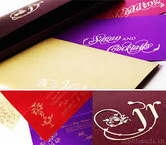 Marriage Invitation Card Design Theme Based Wedding Invitation Cards Myshaadi In
