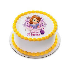 sofia the cake topper cheap sofia the edible cake topper find sofia the