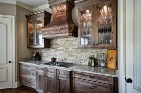 birch nutmeg raised door semi custom kitchen cabinets