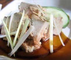 cuisiner le foie de lotte terrine de foie de lotte à la japonaise la table de diogène est