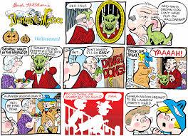 ask a cartoonist halloween costumes blog comics kingdom