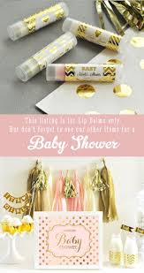 pink and gold baby shower favors baby party favors teen