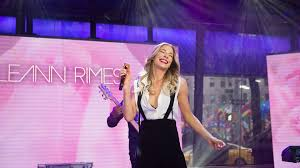 singer leann rimes wallpapers watch leann rimes perform u0027love line u0027 live on today today com