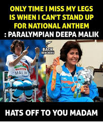 Madam Meme - only time i miss my legs is when i can t stand up for national