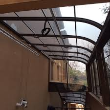 Lexan Awnings Roof Canopy Awnings Plastic Sheet Sun Material Prices
