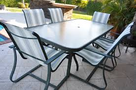 patio furniture table lovely patio sets on clearance patio