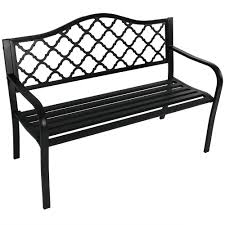 mainstays steel bench pictures on marvellous wrought iron bench