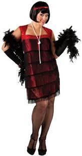 Halloween Flapper Costumes Shop 1920s Size Dresses Costumes
