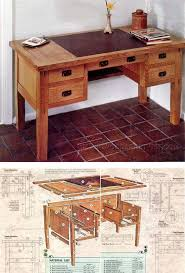 Desk Plans by 1278 Best Woodworking Images On Pinterest Furniture Plans Wood