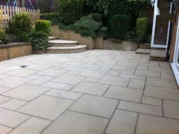 Done Deal Patio Slabs Saxon Textured Garden Paving Marshalls Co Uk