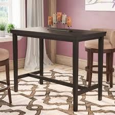 long counter height table long counter table wayfair