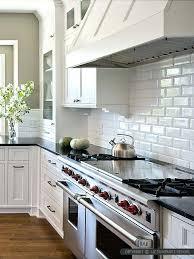 modern backsplash kitchen white subway tile backsplash kitchen photo modern ideas 20175